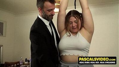 BBW self bondage sluts made to go nobody films
