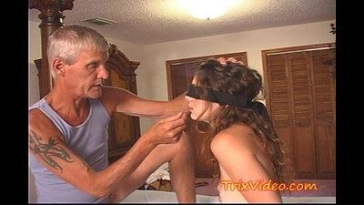 Blonde Dad Sucks And Fucks Her Slutty Teen Daughter