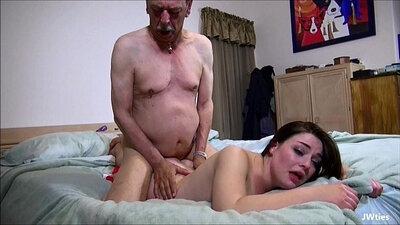 Big assed old sinner fucking his grandpa