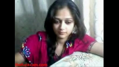 Amazing Horny Indian Lady Shbys Webcam Pawn With Her Man on His