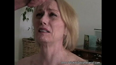 Her step son fuck his mom, gyno