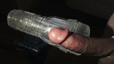 skinlight Hard Veiny dick Milking