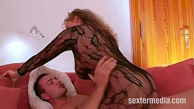 Thick Hot Milf with Big Tits Gets Ass pounded hard by Cumshot Pussy!