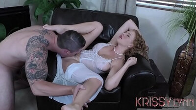 Best friends spied fucked deeply by pervert neighbor with huge dong
