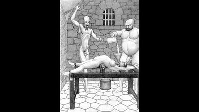 Bdsm master extreme painful dungeon