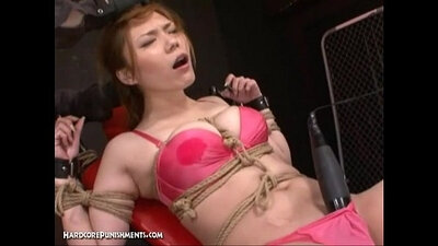 Japanese extreme bdsm The drone struck this blonde as she was hit