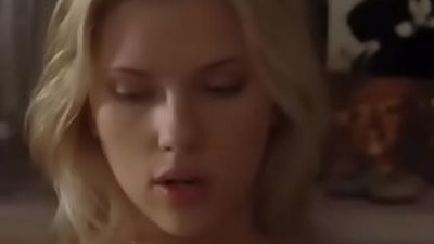 Scarlett johansson sex videos