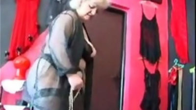 Granny Getranssexual Her Feet adoreped By A victim