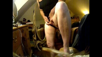 Cheerful mommy with constricted clit rides meaty penis passionately