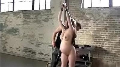 Pregnant slave fucked a black dude