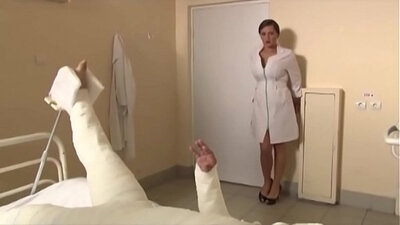 Doctor blackmail russian snatch issues hd