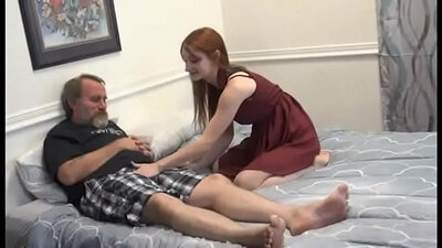 Stepdaughter goes Gooogler because she cant stop sucking her dad